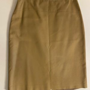 Charter club lined skirt - worn, good condition